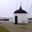 [ Cookhouse and lighthouse, Assens Harbour]