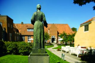 Skagens Museum fra bagsiden