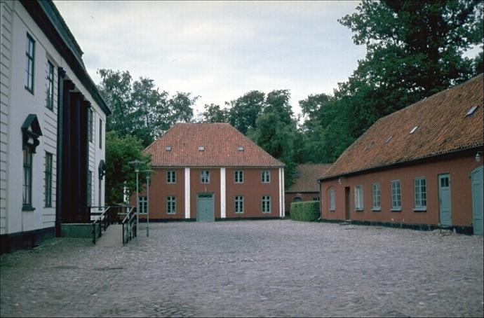 Augustenborg Slot og By