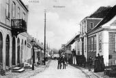 Storegade og Den Kampmannske Gård