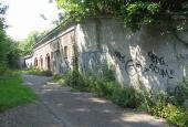 Bagsværd Fort, struben