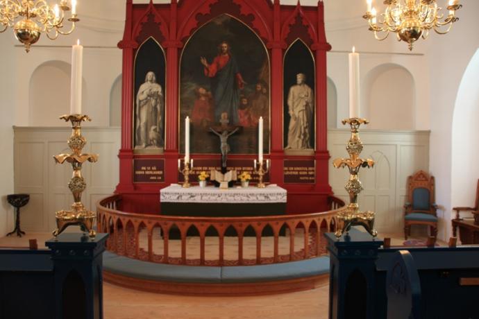 Marstal church