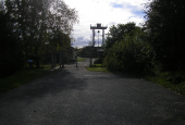 Kongelunds fortets indgang