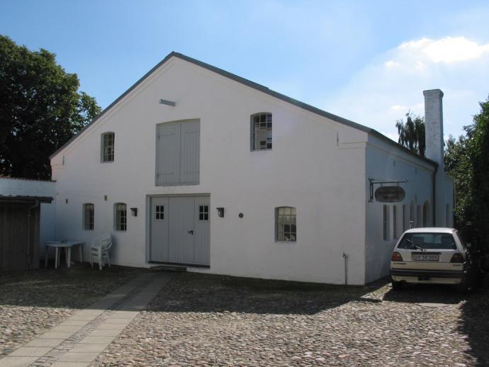 Hosebinderlaugets hus