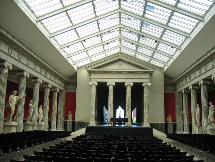 The assemby hall