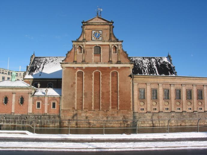 Holmens Kirke - 1001 fortællinger om Danmark