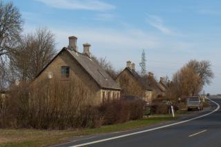 Landarbejderhuse