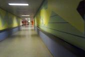 lange stlle gange, ambulatorium - stuen