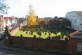 Mosaisk begravelsesplads