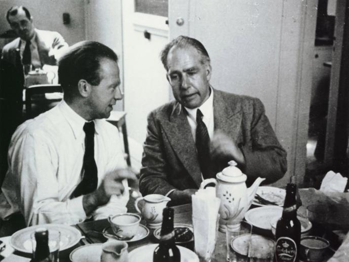 Bohr og Heisenberg