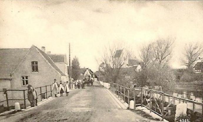Brobyværk Slusen
