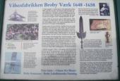 Våbenfabrikken Brobyværk 1648-1658