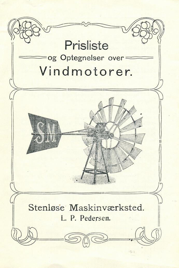 Vindmotor