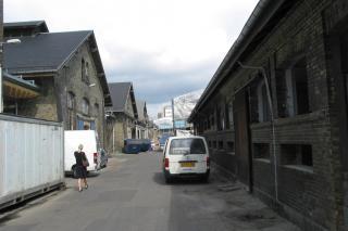Den Brune Kødby gade