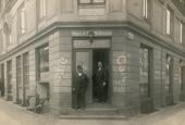 Cafe Heimdal 1916