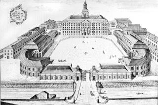 Det første Christiansborg Slot