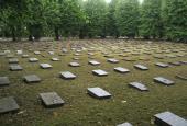 Christiansfeld, kirkegården