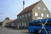 Den gamle rutebilstation