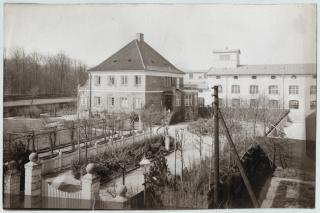 Direktørboligen på Steen Blichers Vej 25, Frederiksberg