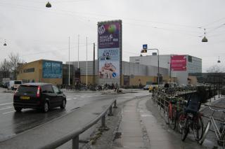 DGI-byen indgang