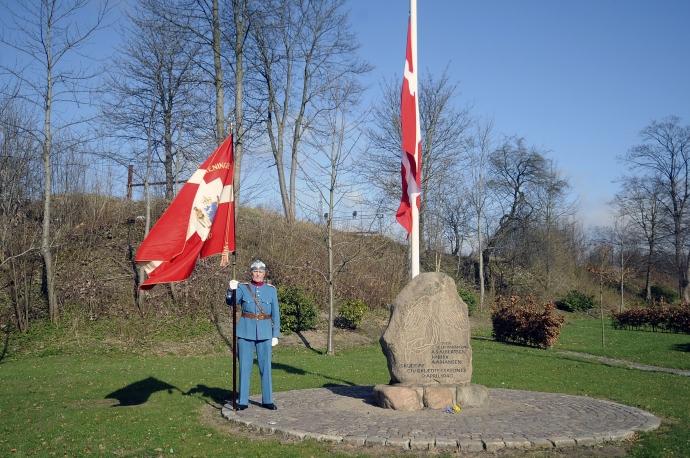 Mindesten i Padborg