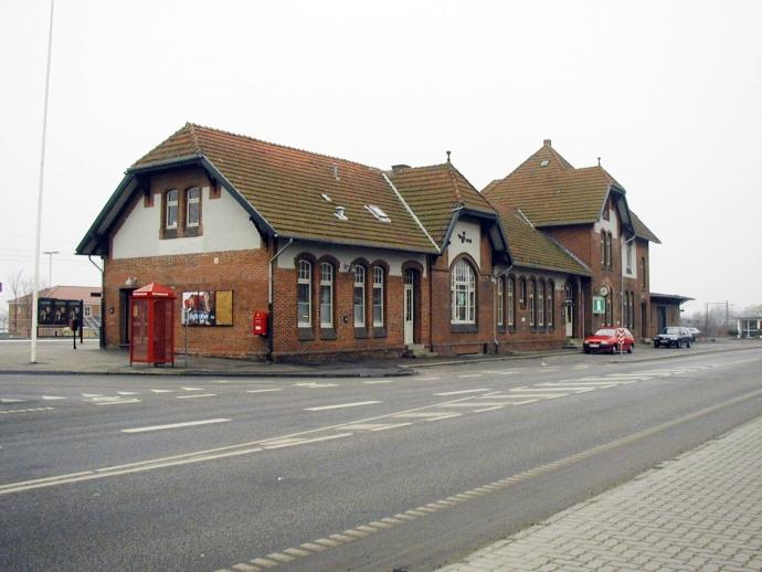 Gråsten Station