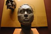 Koelbjerg kvindens ansigtsrekonstruktion