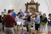 Dobbeltkoncert i kirken