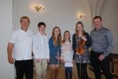 Pinsefestival med Kim Sjøgren og Broby's musiktalenter