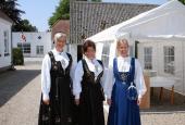 Multihuset med norske deltagere