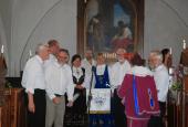 Pinsefestival Sandholts Lyndelse kirke
