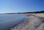 Balka strand forår