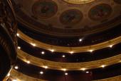 Tilskuerrummet på Det Kongelige Teater
