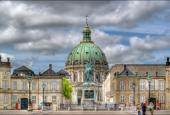 Amalienborg / Marmorkirken