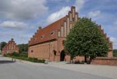 Biblioteksbygningen på Herlufsholm