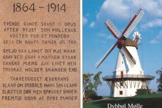 Dybbøl Mølle Dansk symbol