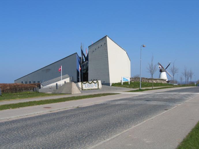 Historiecenter Dybbøl Banke