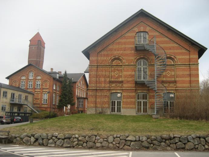Ebberødgård front