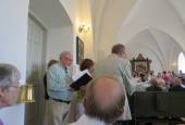Pinsefestival 2015 Vester Hæsinge kirke