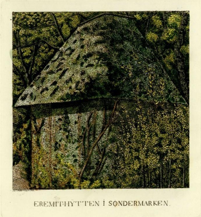 Eremithytten i Søndermarken