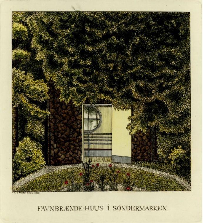 Favnbrændehuset i Søndermarken