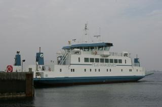 Fejø-Kragenæs færgen