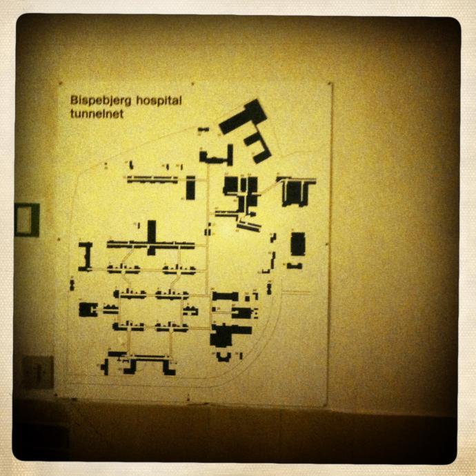 Bispebjerg Hospitals tunnelnet