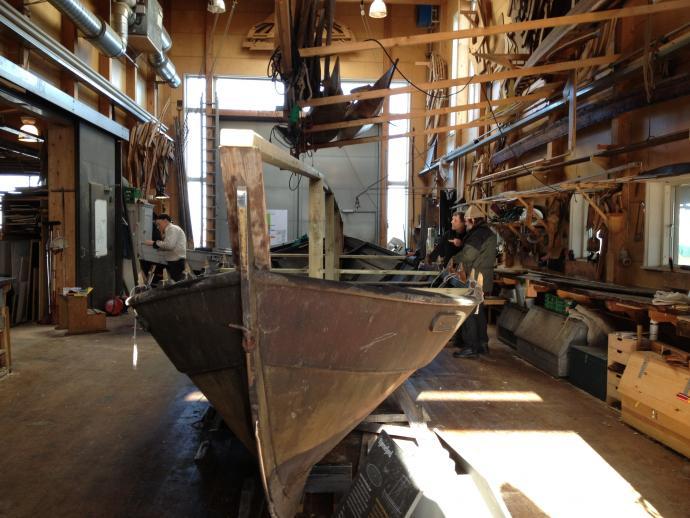 bådværft