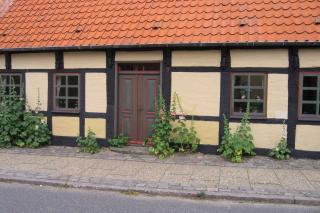 Typisk hus i Fiskerklyngen