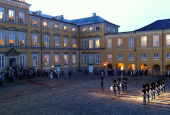 Bal på Frederiksberg slot
