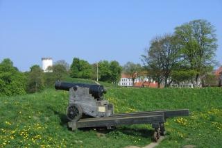Kanoner på Prinsessens Bastion