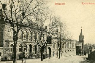 Thorsgade Kaserne