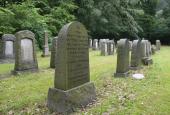 Den jødiske begravelsesplads
