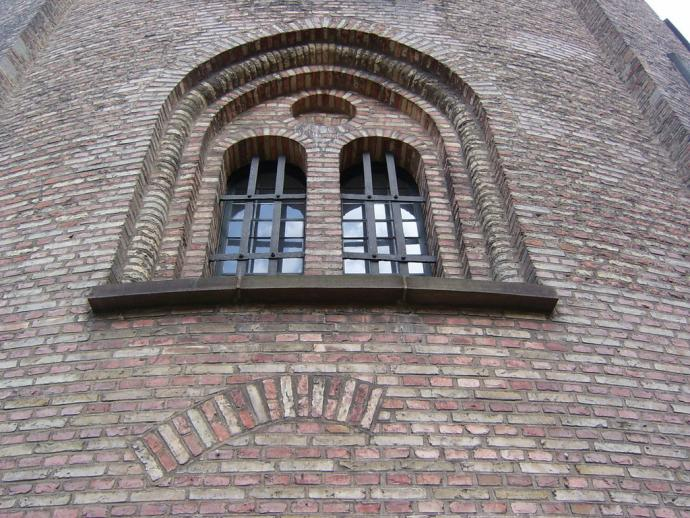 Window, the Round Tower